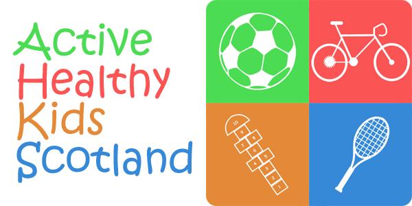 Active Healthy Kids Logo